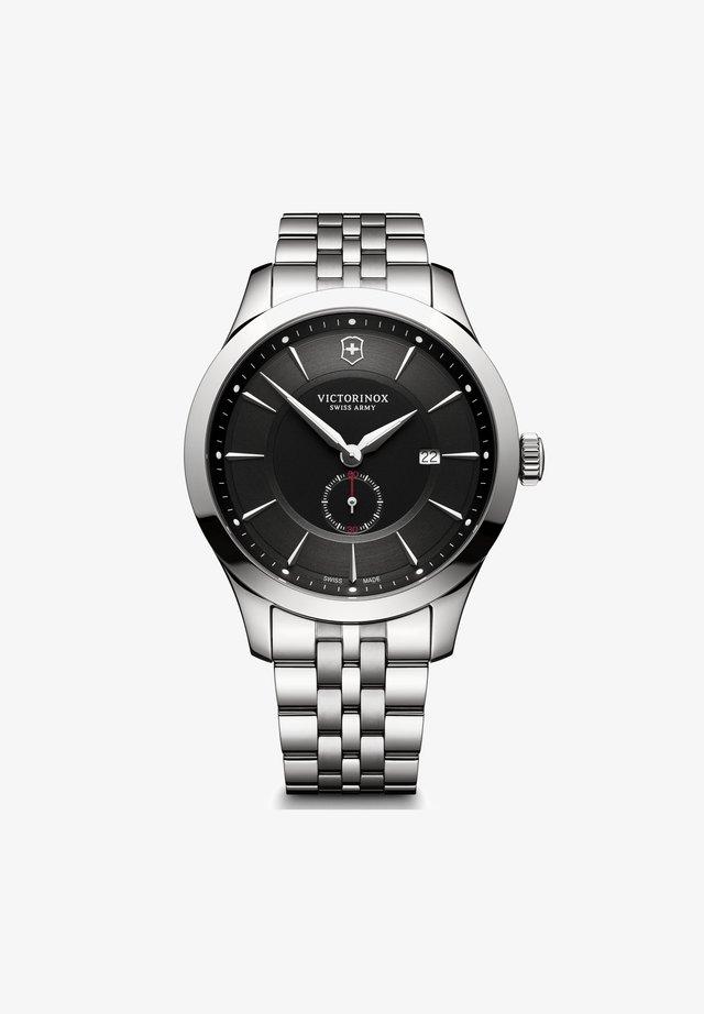 ALLIANCE  - Horloge - black silver