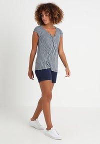 Anna Field - Print T-shirt - dark blue - 1