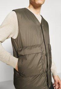 NN07 - BARNEY VEST - Waistcoat - clay - 3