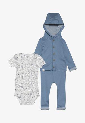 CARDI BABY SET - Body - blue