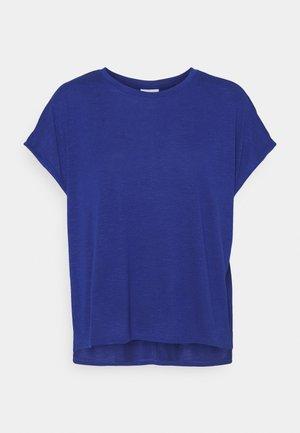 VINOEL CAP SLEEVE - T-shirts basic - mazarine blue