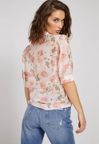Guess - Button-down blouse - blumenmuster - 2