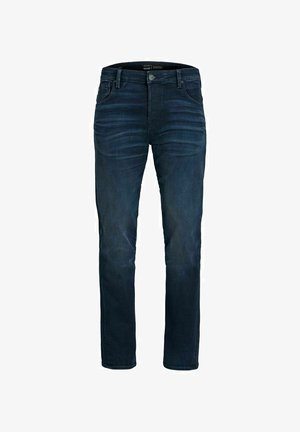 COMFORT FIT MIKE RON JOS 350 - Jeans Tapered Fit - blue denim