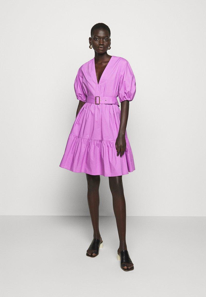 Pinko - NUVOLOSO - Day dress - lilac