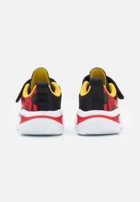 adidas Performance - FORTARUN MICKEY UNISEX - Neutral running shoes - core black/footwear white/vivid red - 2