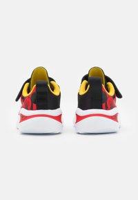 adidas Performance - FORTARUN MICKEY UNISEX - Obuwie do biegania treningowe - core black/footwear white/vivid red - 2