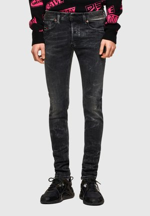 Jeans Skinny Fit - black/dark grey
