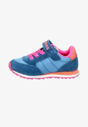 SKECHERS GIRL MEISJES SNEAKERS - Trainers - blauw