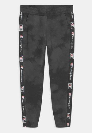 C-TONE ELASTIC CUFF PANTS UNISEX - Pantalon de survêtement - black