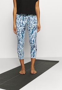 L'urv - TURN THE TIDE LEGGING - Leggings - blue - 0