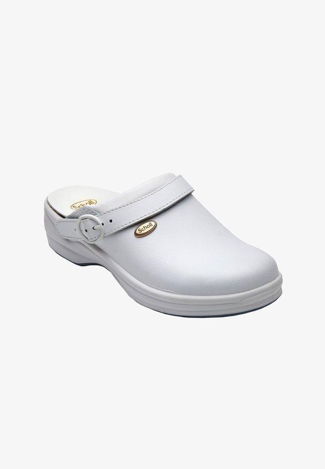 NEW BONUS - Clogs - white