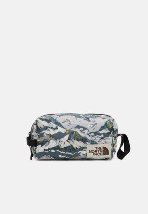 LIBERTY TOILETRY KIT - Wash bag - white