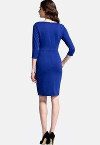 HotSquash - Pouzdrové šaty - blue - 1