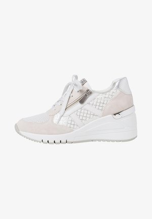 Baskets basses - offwhite comb