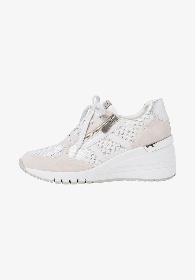 Sneakers laag - offwhite comb