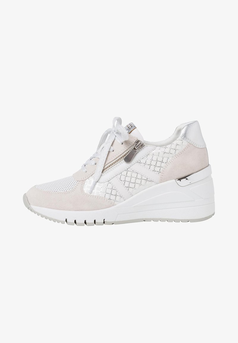 Marco Tozzi - Sneakers basse - offwhite comb
