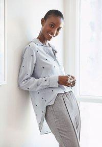 Next - Button-down blouse - white - 0