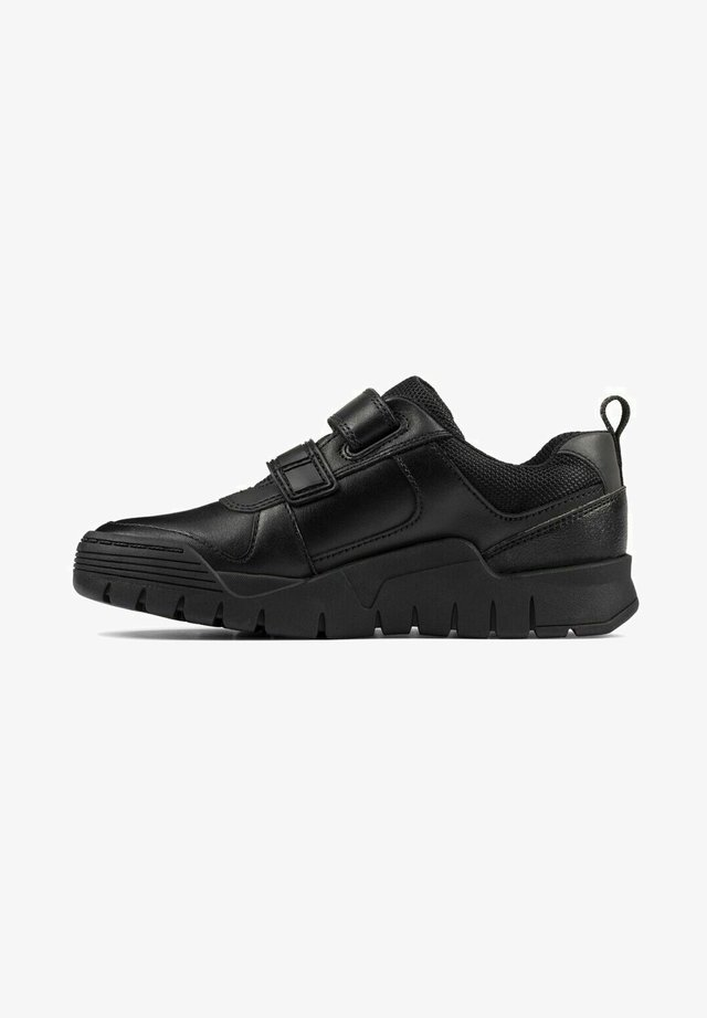SCOOTER SPEED K - Sneakers laag - black leather