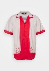 Mennace - Skjorta - red - 4