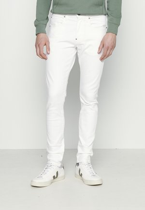 REVEND SKINNY - Jeans Skinny Fit - elto white superstretch
