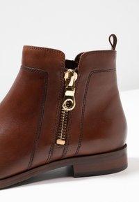Caprice - Ankle boots - cognac - 2