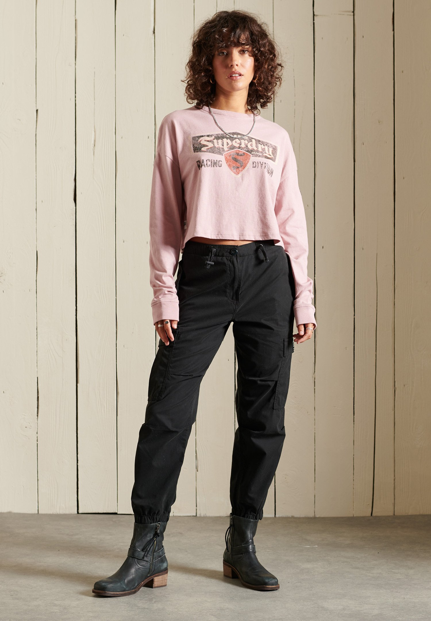 Women BOHO - Long sleeved top