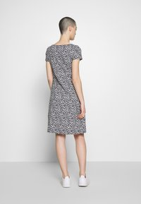 TOM TAILOR - DRESS - Jersey dress - navy blue - 2