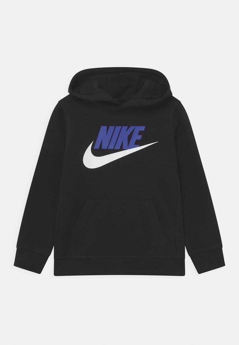 Nike Sportswear - CLUB - Hoodie - black /persian violet