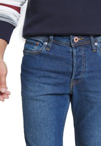 Jack & Jones - JJITIM JJORIGINAL - Jeans slim fit - blue denim - 3