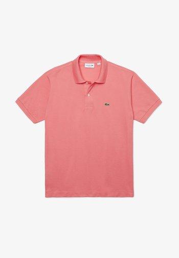 Polo shirt - hibiscus