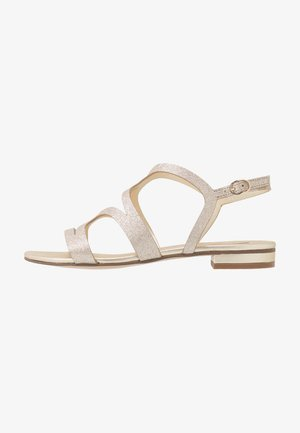SUNSET CORNER - Sandals - platinum