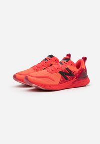 New Balance - LONDON MARATHON - Obuwie do biegania treningowe - red - 1