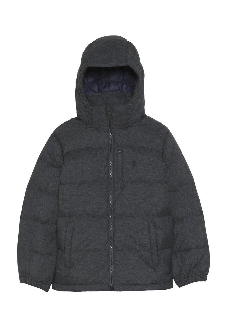 Polo Ralph Lauren - OUTERWEAR JACKET - Down jacket - mechanic grey