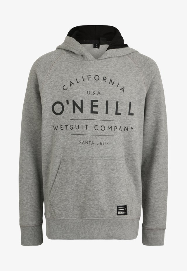 O'NEILL HOODIE - Sweater - silver melee