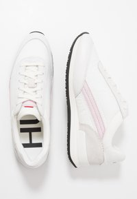 HUGO - AMY LACE UP - Trainers - white - 3