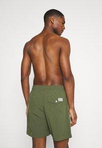 Polo Ralph Lauren - TRAVELER SWIM - Swimming shorts - supply olive - 1