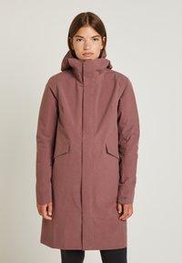 Arc'teryx - SANDRA COAT WOMEN'S - Waterproof jacket - inertia heather - 0