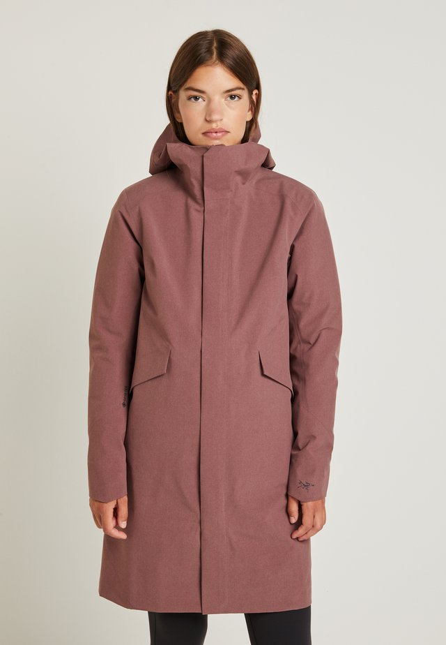 SANDRA COAT WOMEN'S - Impermeabile - inertia heather