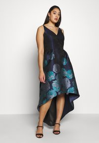 Chi Chi London Curvy - CURVE NIQUITA  - Occasion wear - navy - 0