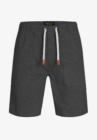 INDICODE JEANS - Shorts - black - 5