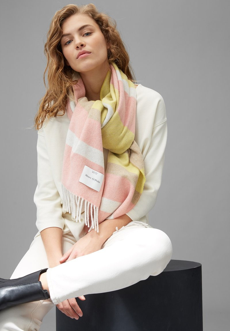 Marc O'Polo - SUPERSOFTER - Scarf - multi