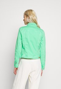 comma casual identity - Denim jacket - light green - 2