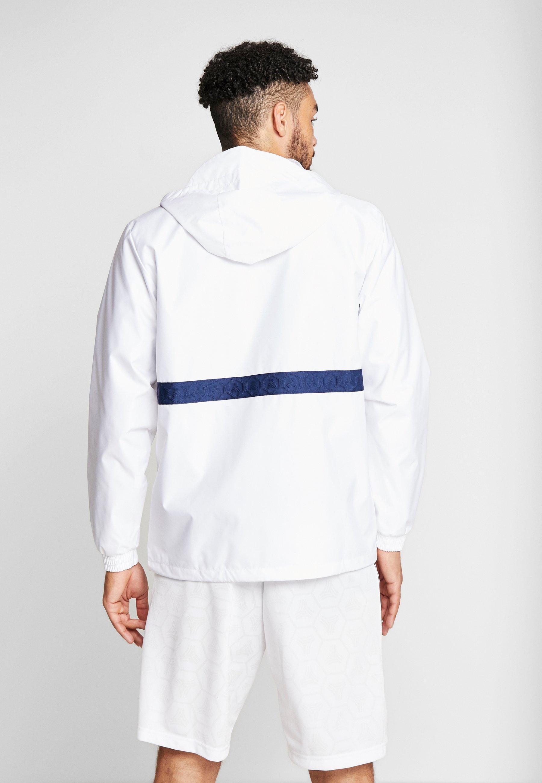 adidas Performance TAN - Veste de survêtement - white