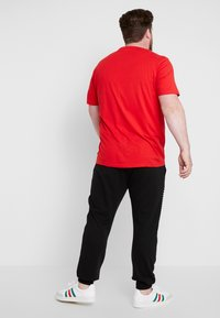 INDICODE JEANS - CRISTOBAL PLUS - Tracksuit bottoms - black - 2