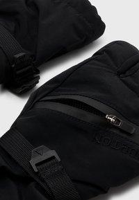 Burton - VENT GLOVES UNISEX - Handschoenen - true black - 2