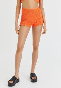 PULL&BEAR - Shorts - orange - 0