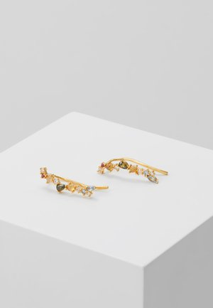 EUPHORIA EARRINGS - Pendientes - gold-coloured