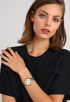 WOMENS TREND TONE CASE & BRACELET - Montre - gold-coloured