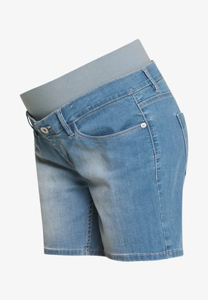 SHORT  - Shorts vaqueros - light blue denim
