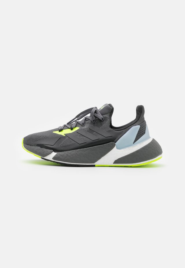 X9000L4 UNISEX - Sneakers laag - grey five/carbon